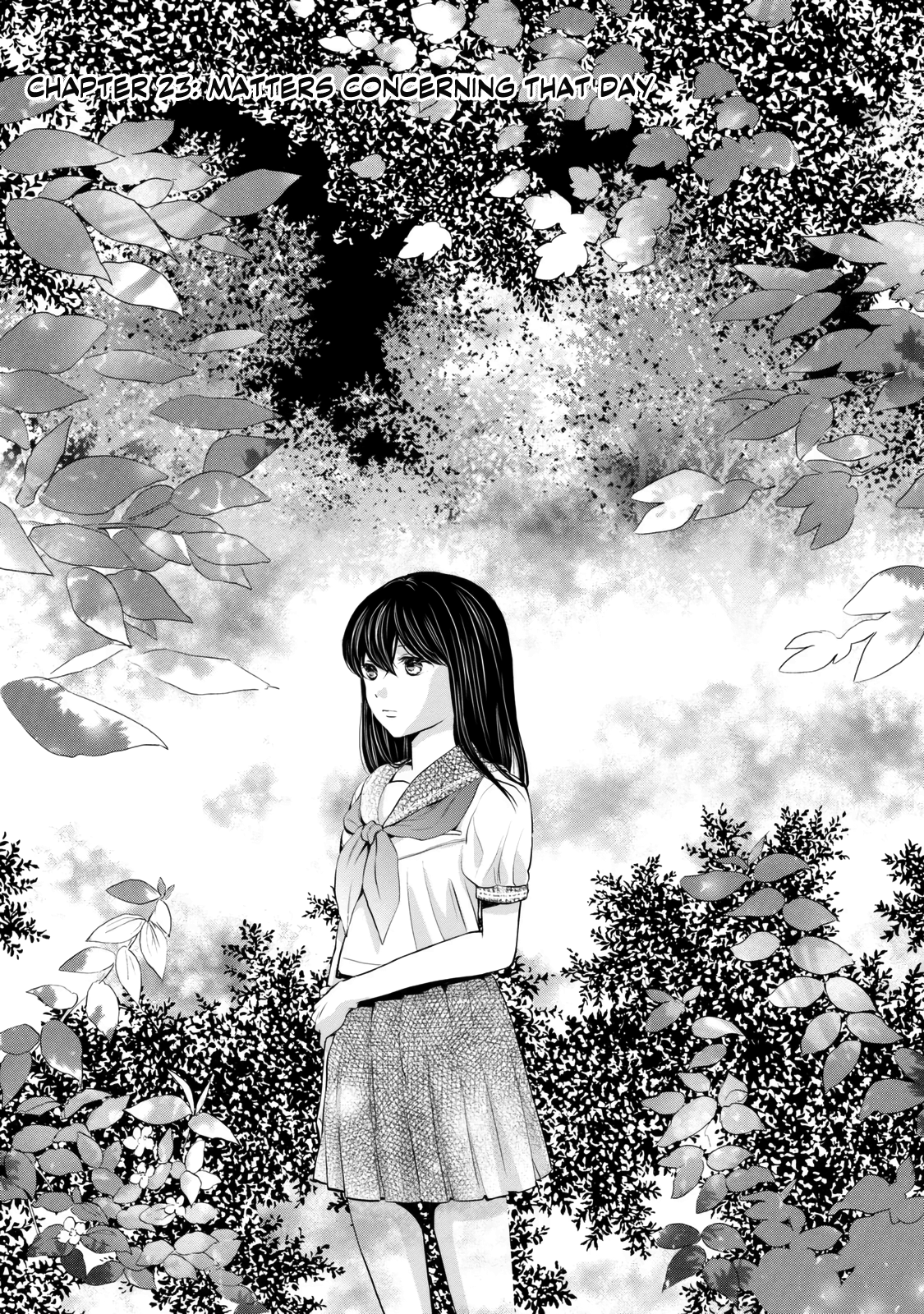 Manga Ohayou Toka Oyasumi Toka - Chapter 23 Page 1