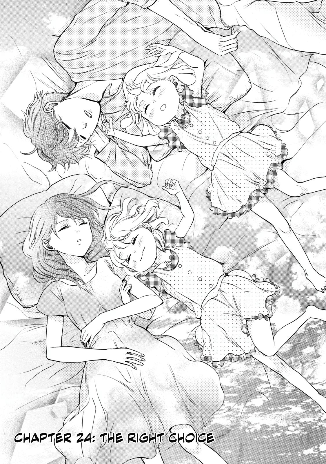 Manga Ohayou Toka Oyasumi Toka - Chapter 24 Page 1