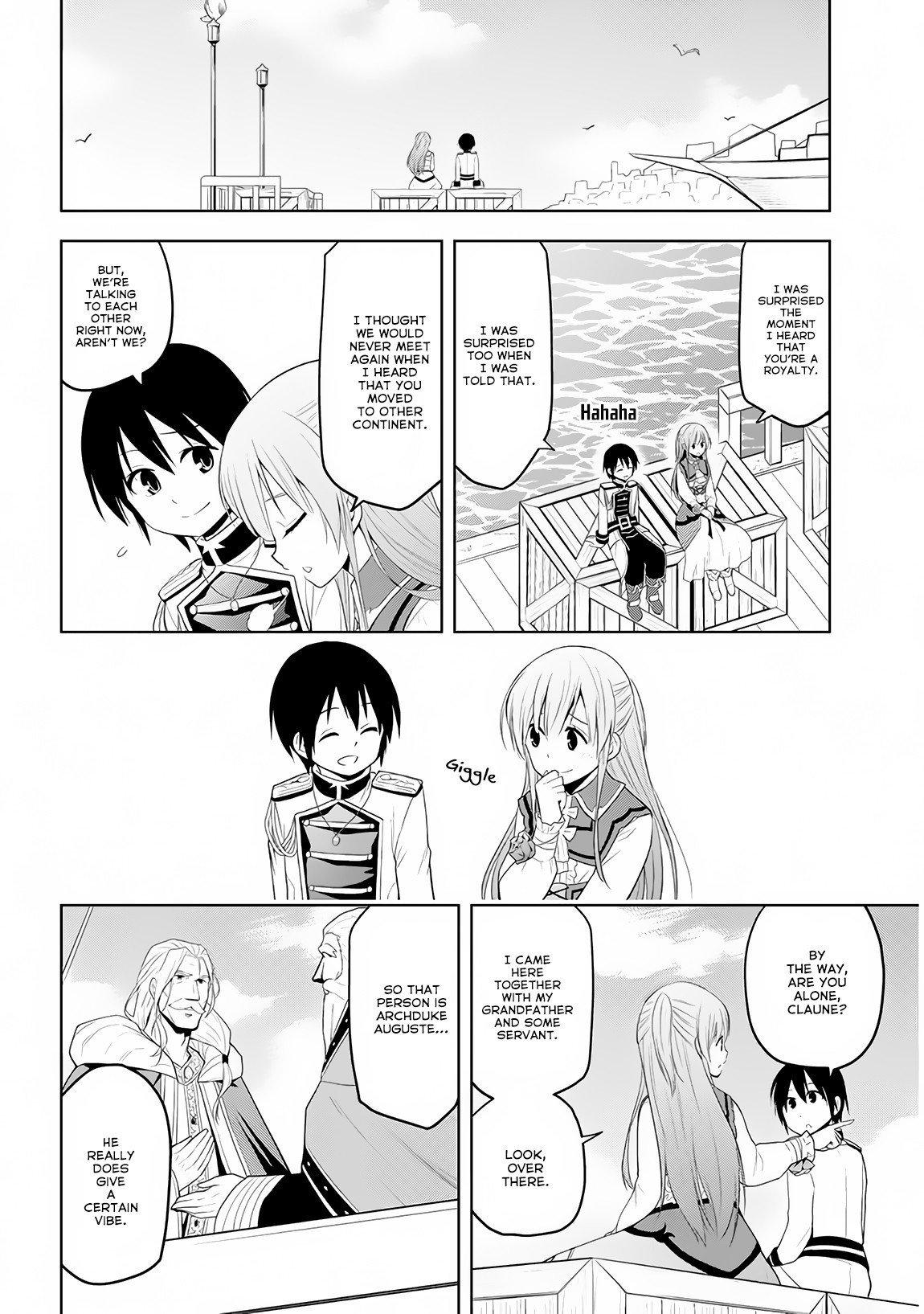 Manga Maseki Gurume: Mamono no Chikara o Tabeta Ore wa Saikyou! - Chapter 10 Page 16