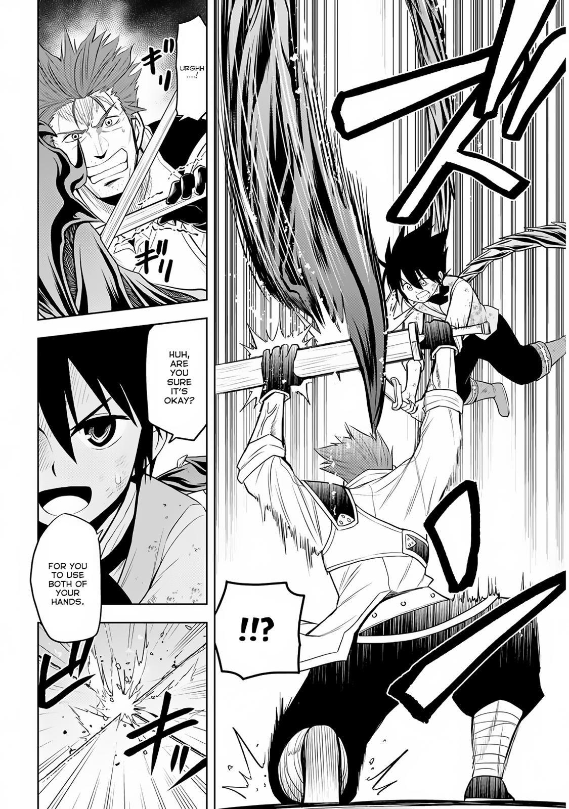 Manga Maseki Gurume: Mamono no Chikara o Tabeta Ore wa Saikyou! - Chapter 9 Page 9