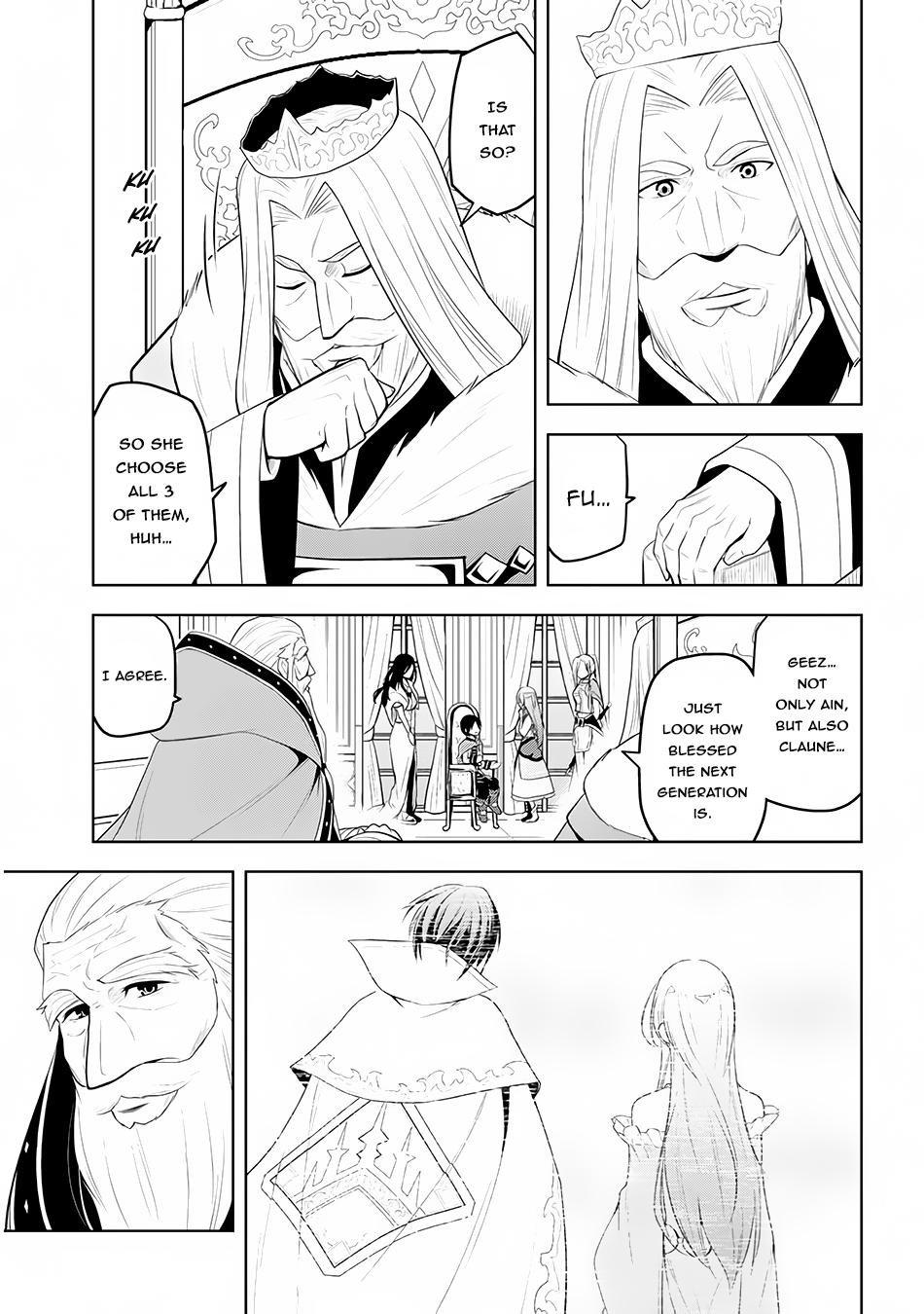 Manga Maseki Gurume: Mamono no Chikara o Tabeta Ore wa Saikyou! - Chapter 12 Page 8