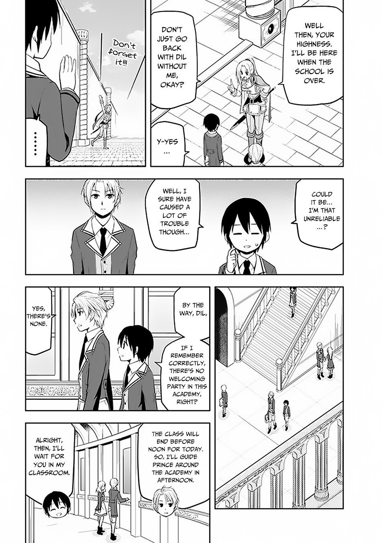 Manga Maseki Gurume: Mamono no Chikara o Tabeta Ore wa Saikyou! - Chapter 13 Page 7