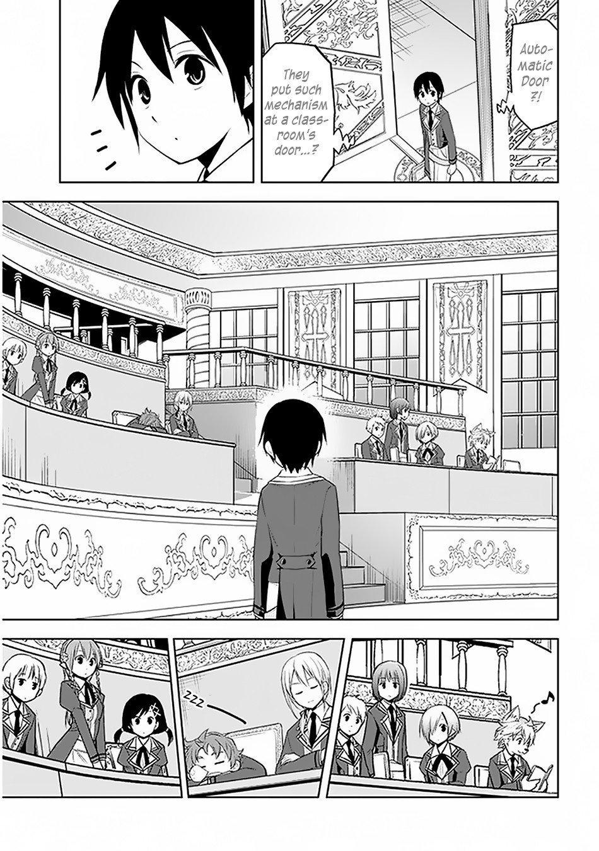 Manga Maseki Gurume: Mamono no Chikara o Tabeta Ore wa Saikyou! - Chapter 13 Page 10