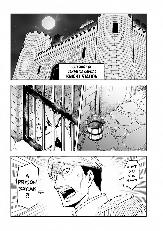 Manga Maseki Gurume: Mamono no Chikara o Tabeta Ore wa Saikyou! - Chapter 13 Page 27