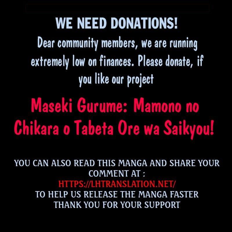 Manga Maseki Gurume: Mamono no Chikara o Tabeta Ore wa Saikyou! - Chapter 15 Page 30