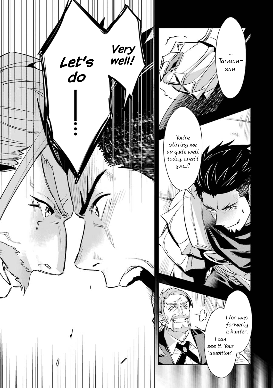 Manga The Ultimate Middle-Aged Hunter Travels to Another World ~This Time, He Wants to Live a Slow and Peaceful Life~ - Chapter 7.3 Page 10