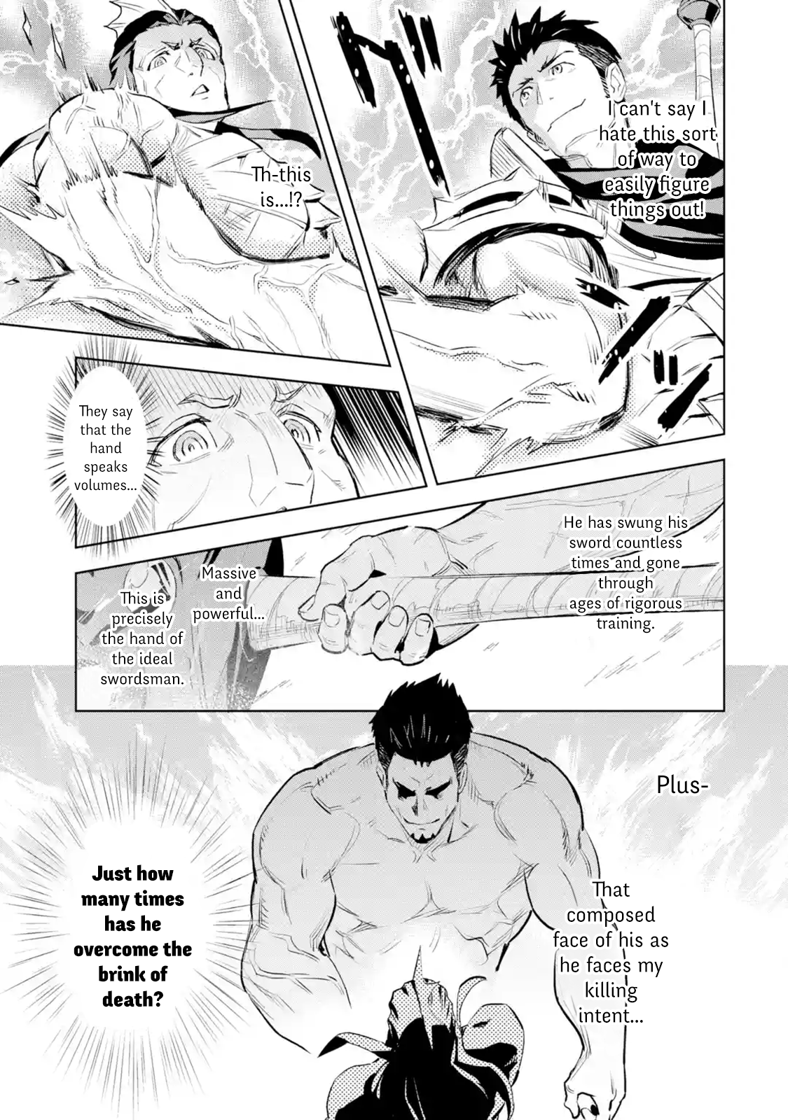 Manga The Ultimate Middle-Aged Hunter Travels to Another World ~This Time, He Wants to Live a Slow and Peaceful Life~ - Chapter 8.3 Page 1