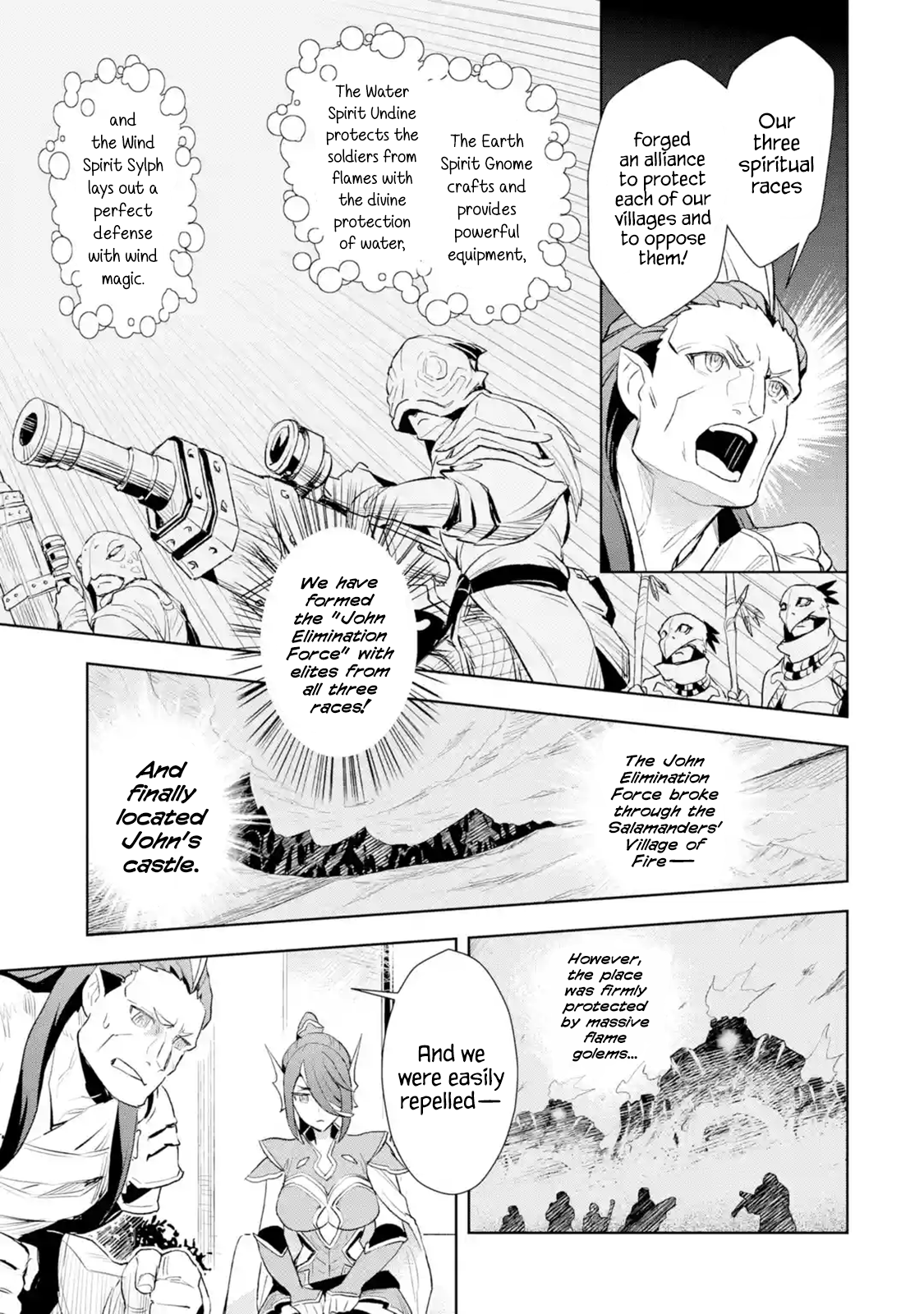 Manga The Ultimate Middle-Aged Hunter Travels to Another World ~This Time, He Wants to Live a Slow and Peaceful Life~ - Chapter 8.3 Page 9