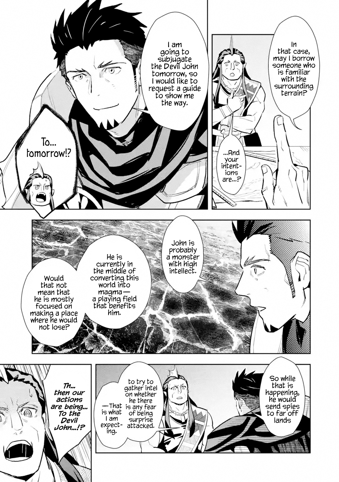Manga The Ultimate Middle-Aged Hunter Travels to Another World ~This Time, He Wants to Live a Slow and Peaceful Life~ - Chapter 9.3 Page 10