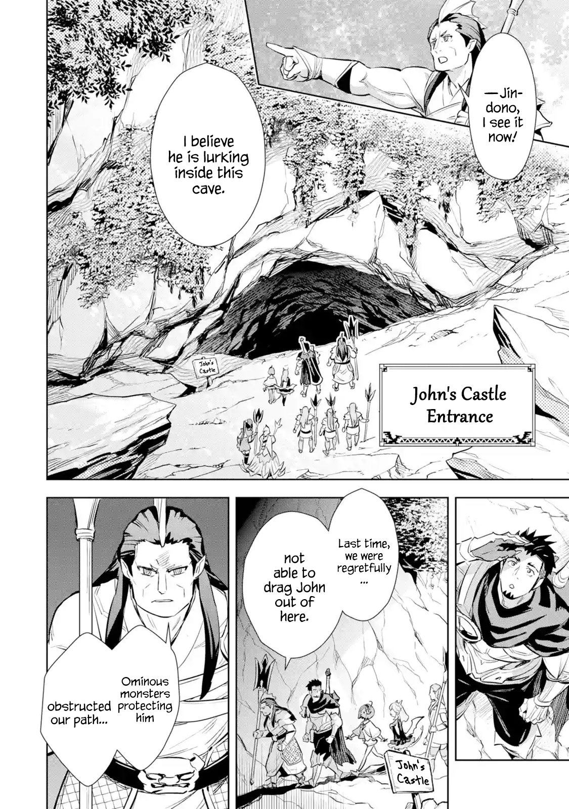 Manga The Ultimate Middle-Aged Hunter Travels to Another World ~This Time, He Wants to Live a Slow and Peaceful Life~ - Chapter 10.2 Page 6