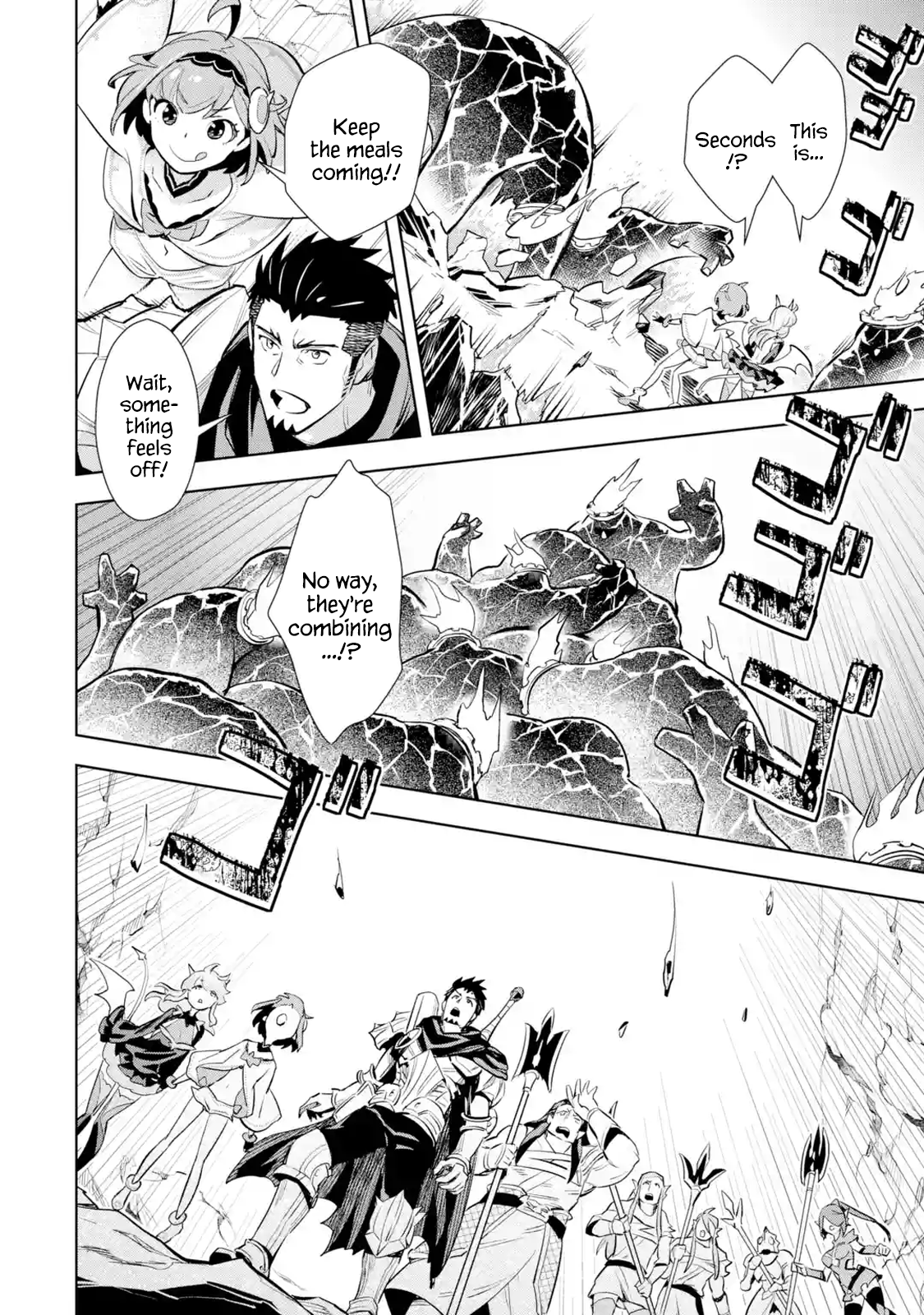 Manga The Ultimate Middle-Aged Hunter Travels to Another World ~This Time, He Wants to Live a Slow and Peaceful Life~ - Chapter 10.2 Page 10