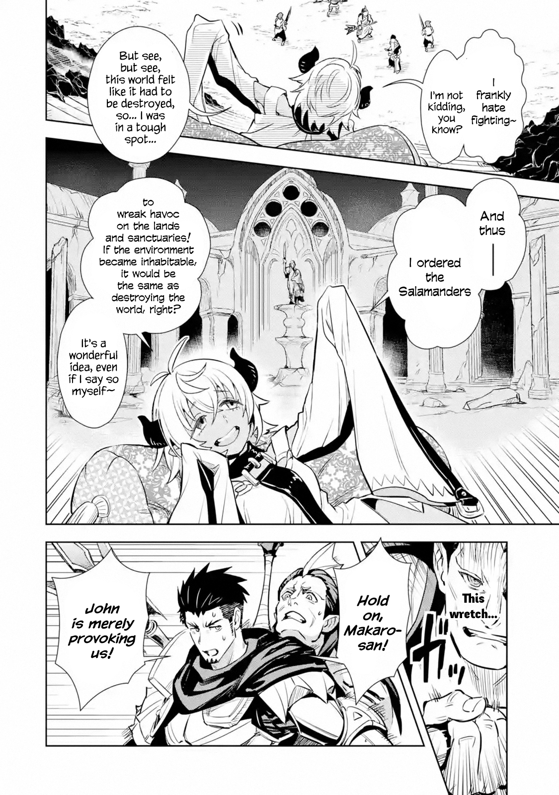 Manga The Ultimate Middle-Aged Hunter Travels to Another World ~This Time, He Wants to Live a Slow and Peaceful Life~ - Chapter 11.1 Page 6