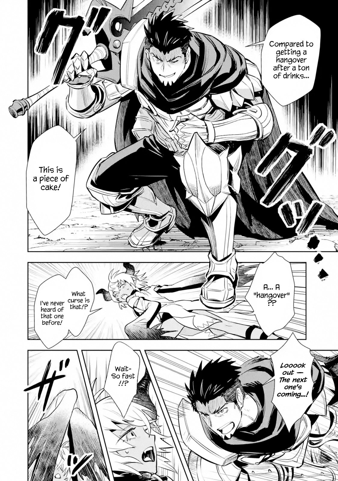 Manga The Ultimate Middle-Aged Hunter Travels to Another World ~This Time, He Wants to Live a Slow and Peaceful Life~ - Chapter 11.3 Page 3