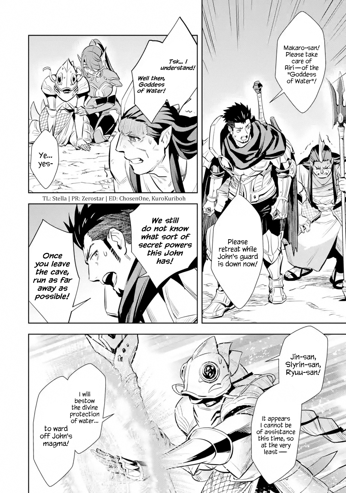 Manga The Ultimate Middle-Aged Hunter Travels to Another World ~This Time, He Wants to Live a Slow and Peaceful Life~ - Chapter 11.2 Page 1