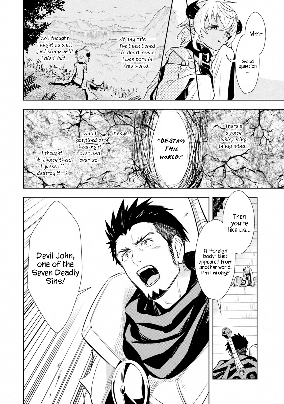 Manga The Ultimate Middle-Aged Hunter Travels to Another World ~This Time, He Wants to Live a Slow and Peaceful Life~ - Chapter 11.2 Page 5