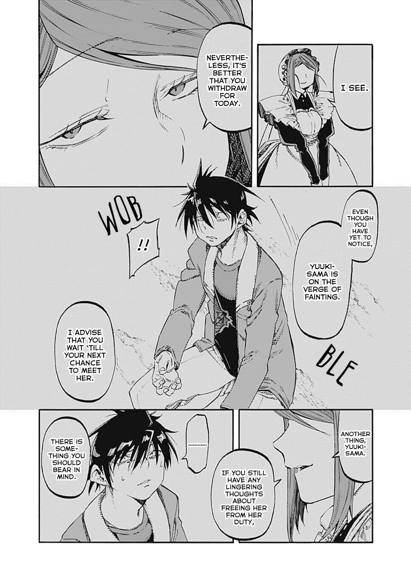 Manga Monku no Tsukeyou ga Nai Love Comedy - Chapter 43 Page 6