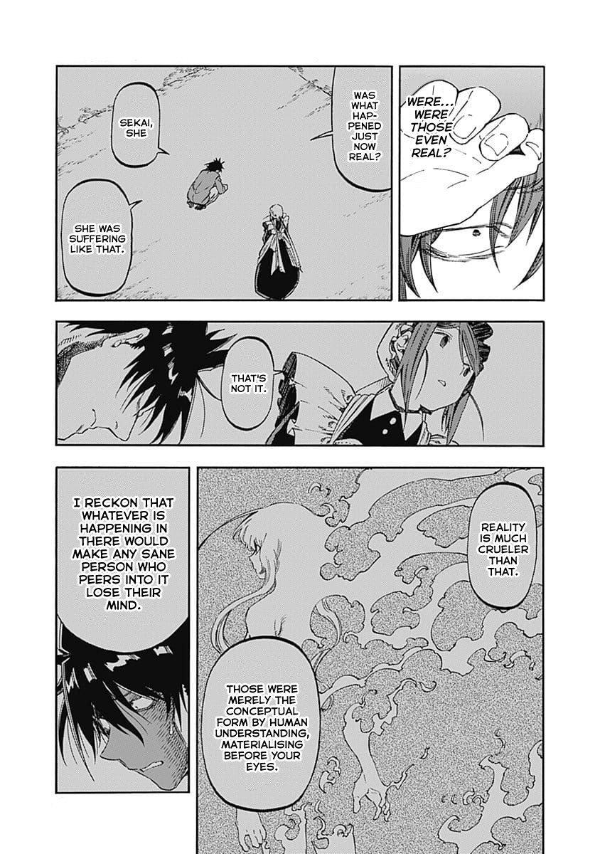 Manga Monku no Tsukeyou ga Nai Love Comedy - Chapter 43 Page 3