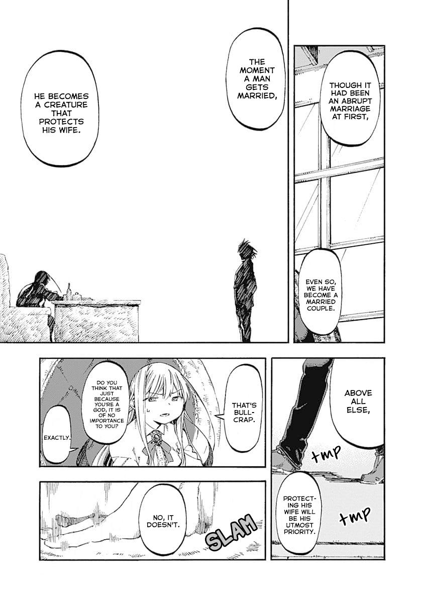 Manga Monku no Tsukeyou ga Nai Love Comedy - Chapter 45 Page 11