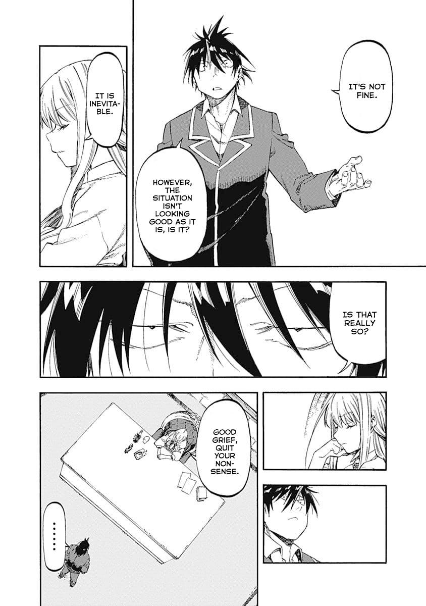 Manga Monku no Tsukeyou ga Nai Love Comedy - Chapter 45 Page 6