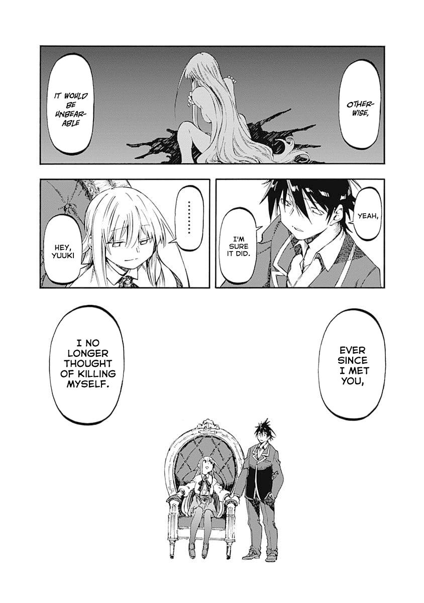 Manga Monku no Tsukeyou ga Nai Love Comedy - Chapter 46 Page 10