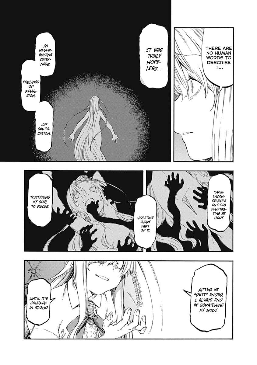 Manga Monku no Tsukeyou ga Nai Love Comedy - Chapter 46 Page 9
