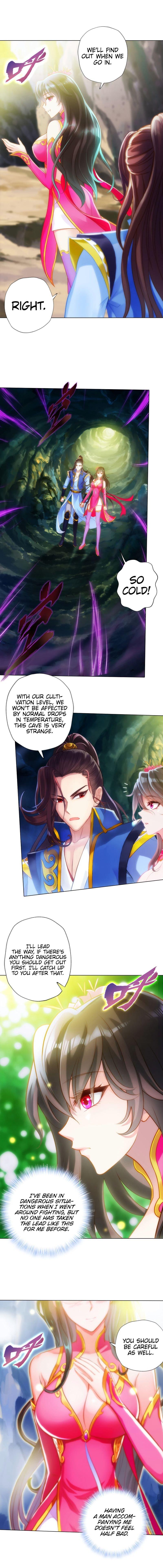 Manga Lang Huan Library - Chapter 74 Page 5