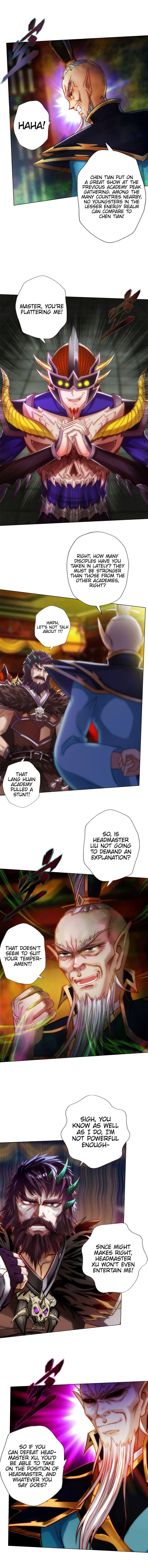 Manga Lang Huan Library - Chapter 74 Page 3