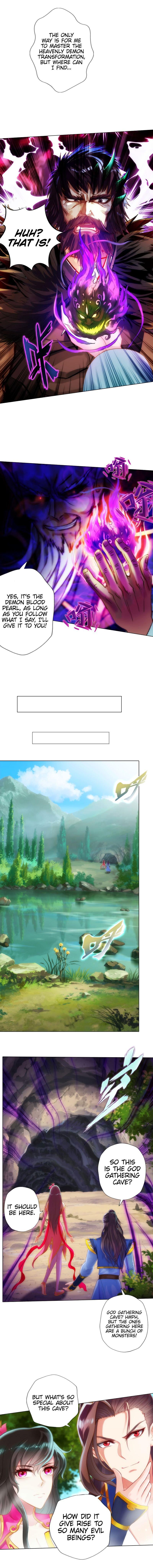 Manga Lang Huan Library - Chapter 74 Page 4