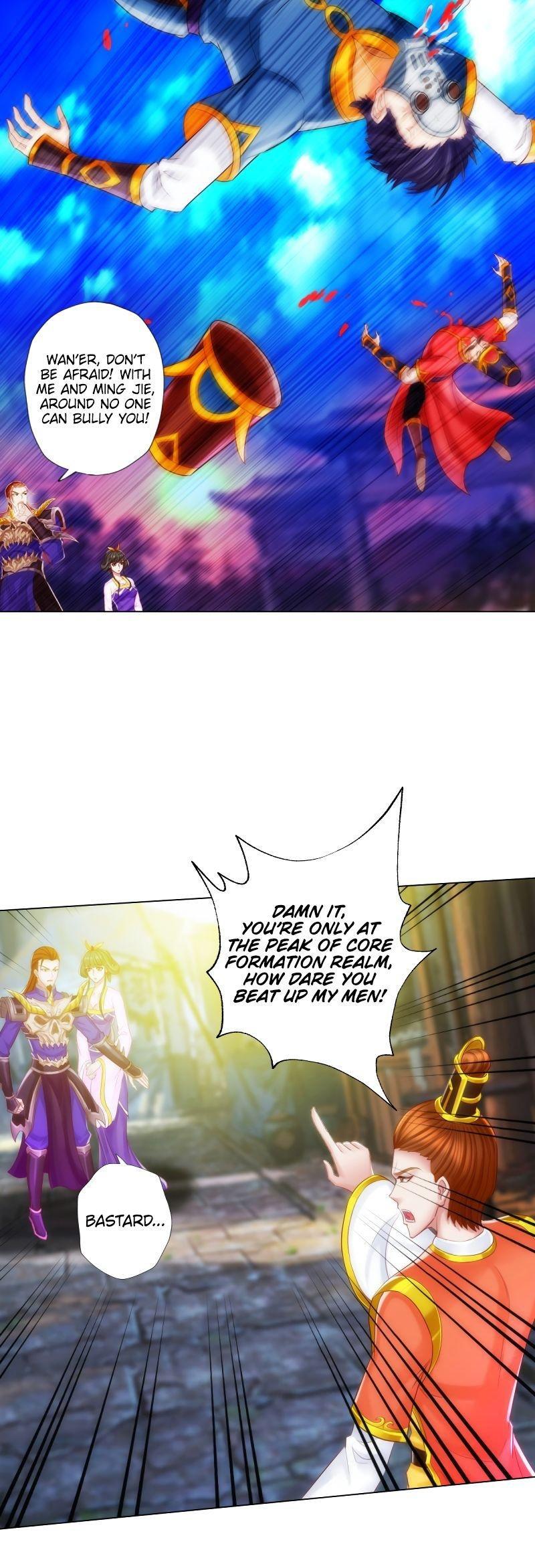 Manga Lang Huan Library - Chapter 77 Page 24