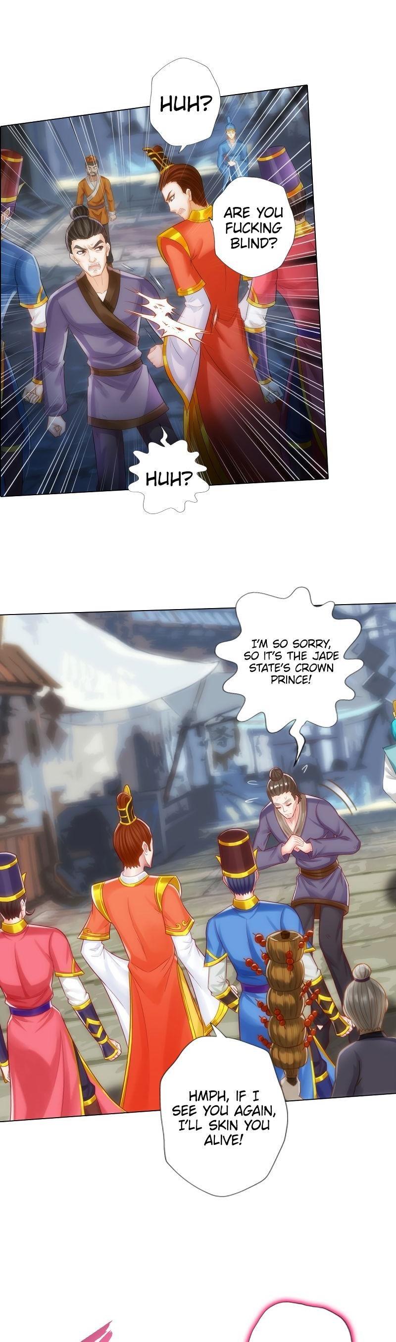 Manga Lang Huan Library - Chapter 77 Page 20