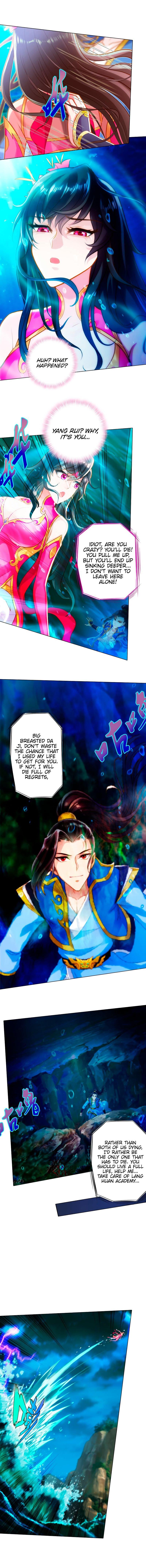 Manga Lang Huan Library - Chapter 78 Page 9