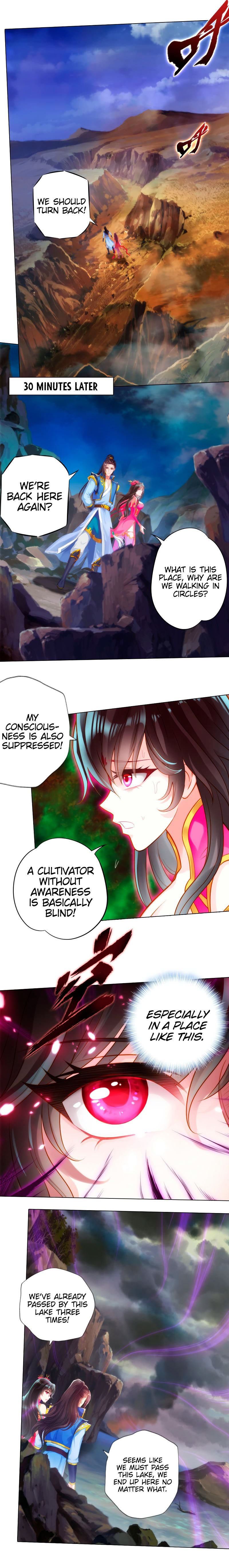 Manga Lang Huan Library - Chapter 78 Page 3