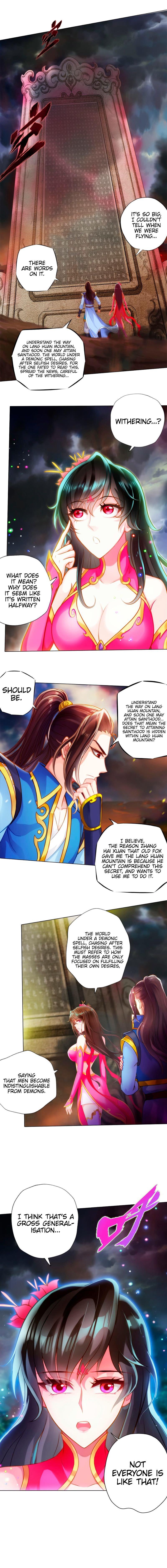 Manga Lang Huan Library - Chapter 80 Page 8