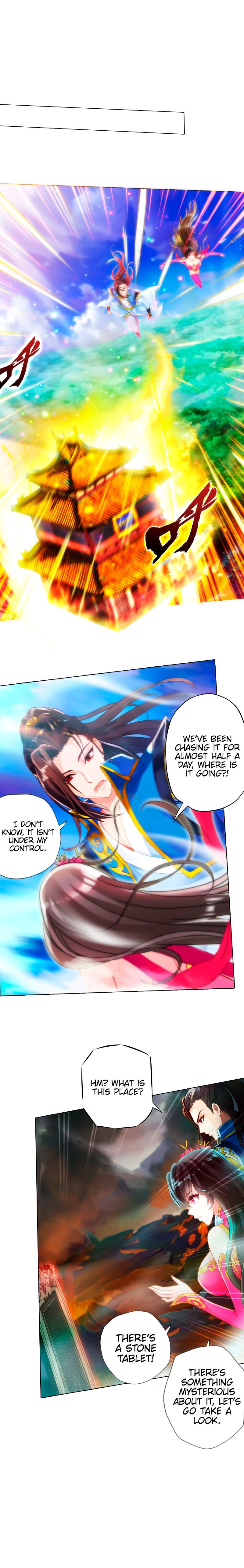Manga Lang Huan Library - Chapter 80 Page 7