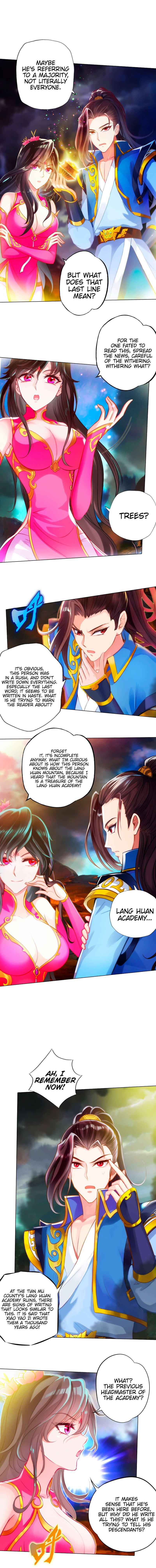 Manga Lang Huan Library - Chapter 80 Page 9