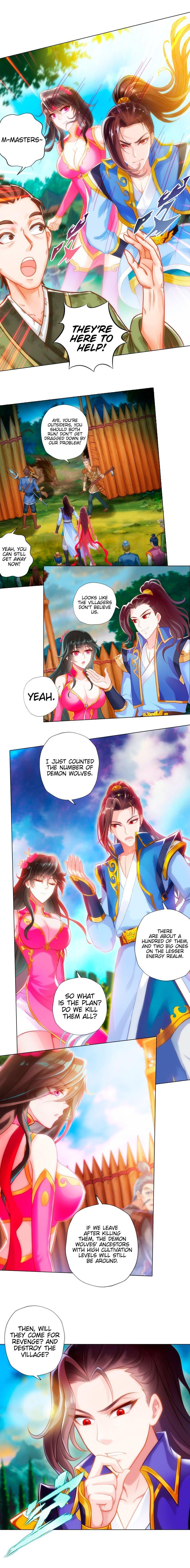 Manga Lang Huan Library - Chapter 82 Page 8