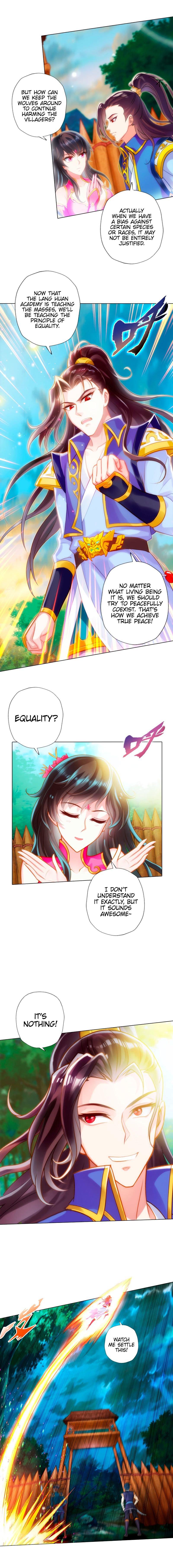 Manga Lang Huan Library - Chapter 82 Page 9