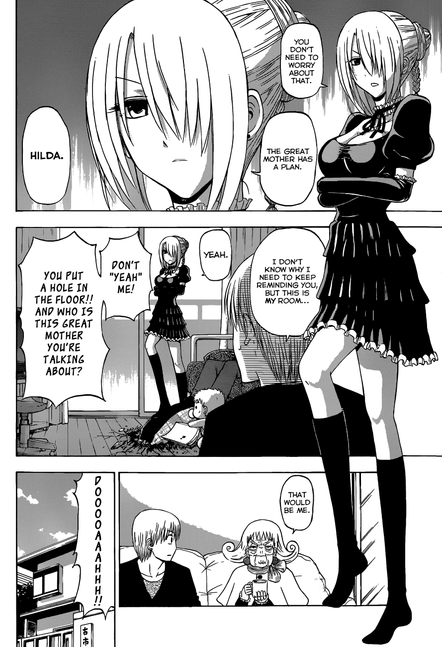 Manga Beelzebub - Chapter 241 Page 6