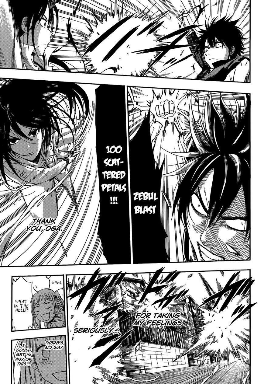 Manga Beelzebub - Chapter 240.5 Page 28