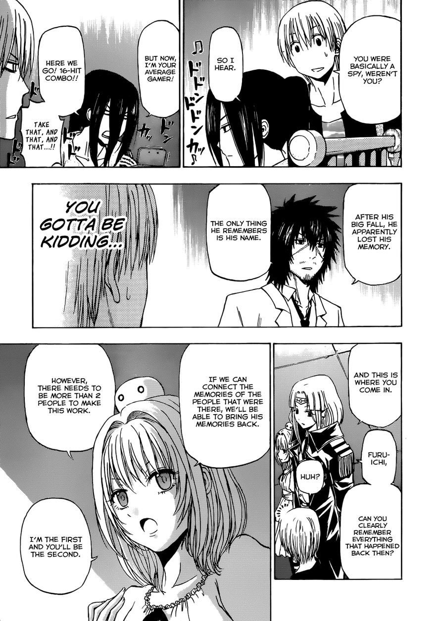 Manga Beelzebub - Chapter 240.4 Page 18