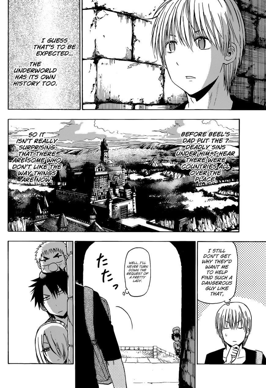 Manga Beelzebub - Chapter 240.4 Page 9
