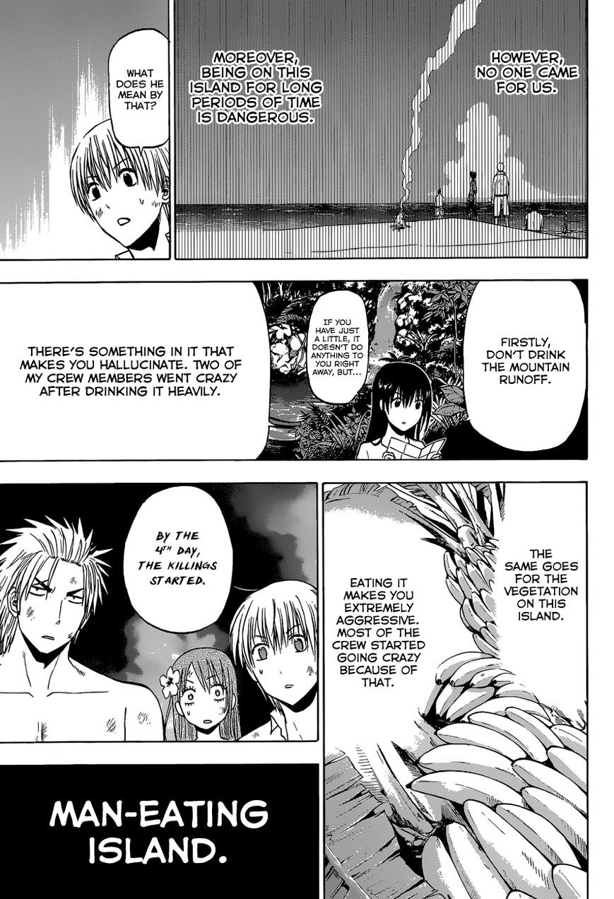 Manga Beelzebub - Chapter 240.3 Page 10
