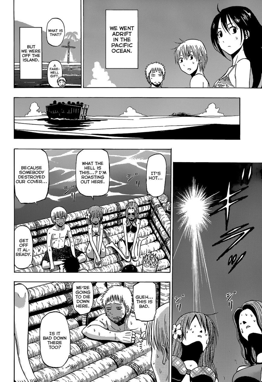 Manga Beelzebub - Chapter 240.3 Page 19
