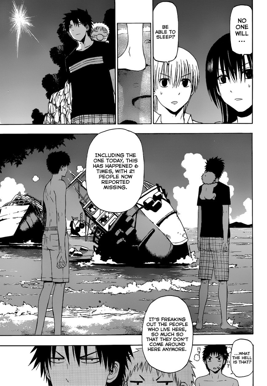 Manga Beelzebub - Chapter 240.2 Page 15