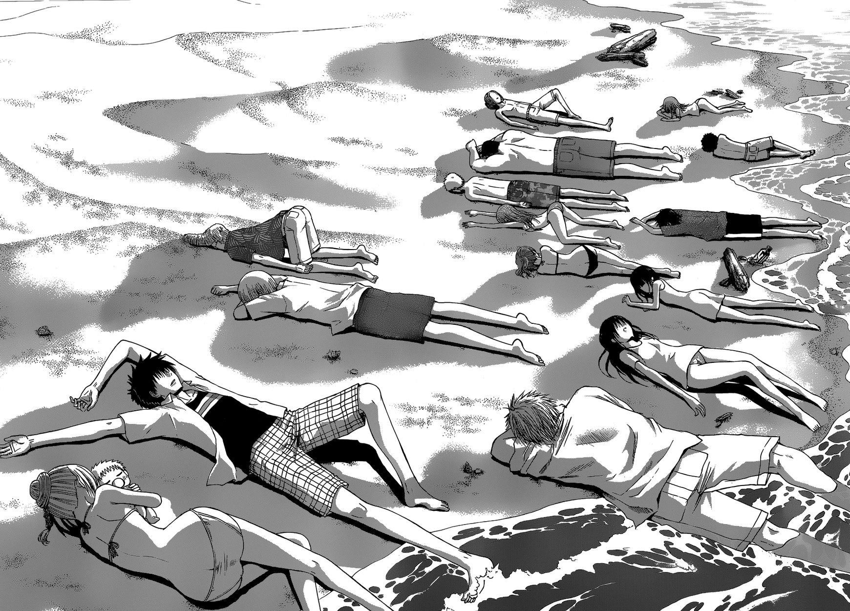 Manga Beelzebub - Chapter 240.2 Page 22