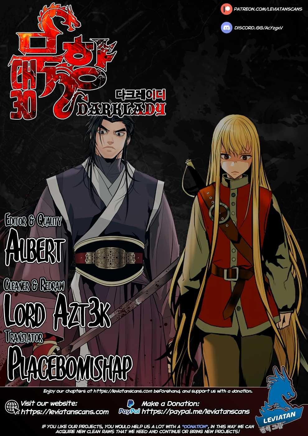 Manga MookHyang - Dark Lady - Chapter 31 Page 1