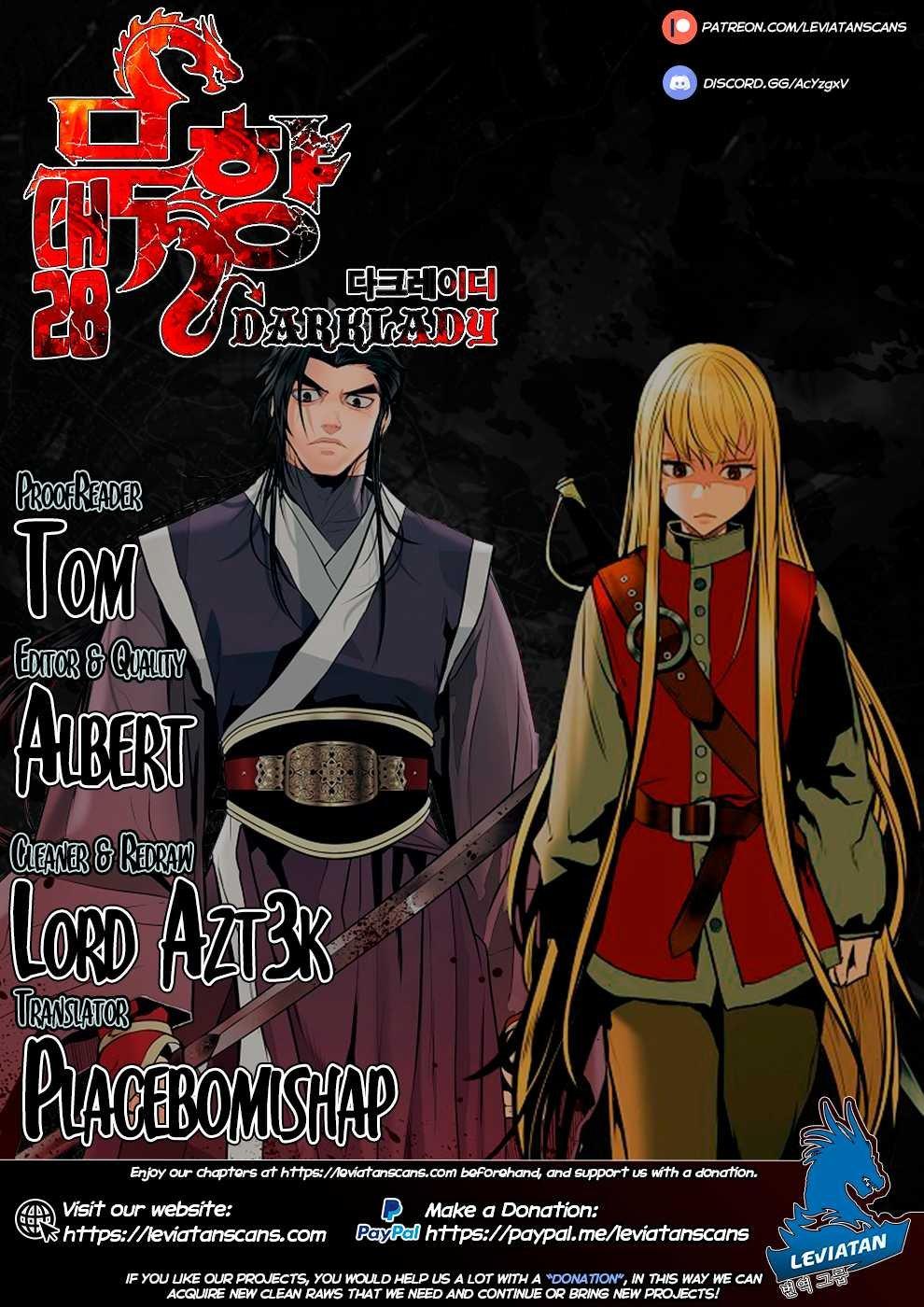 Manga MookHyang - Dark Lady - Chapter 28 Page 1