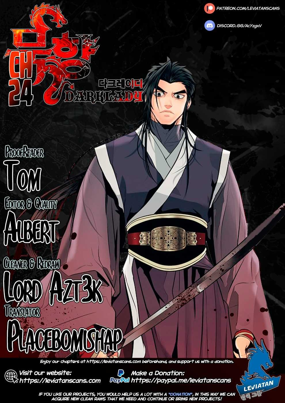 Manga MookHyang - Dark Lady - Chapter 24 Page 1