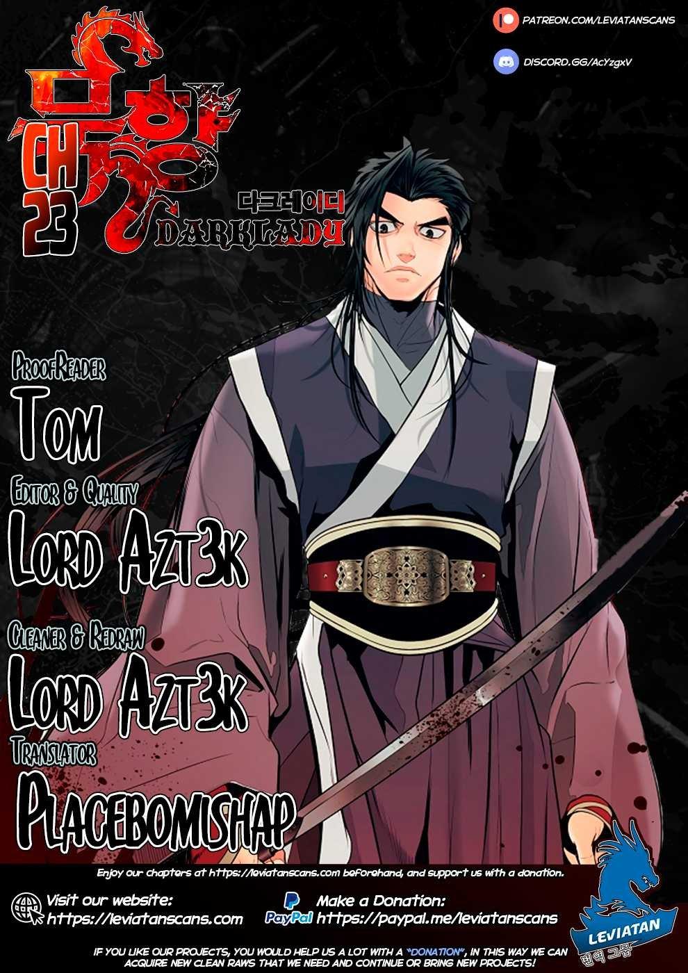 Manga MookHyang - Dark Lady - Chapter 23 Page 1