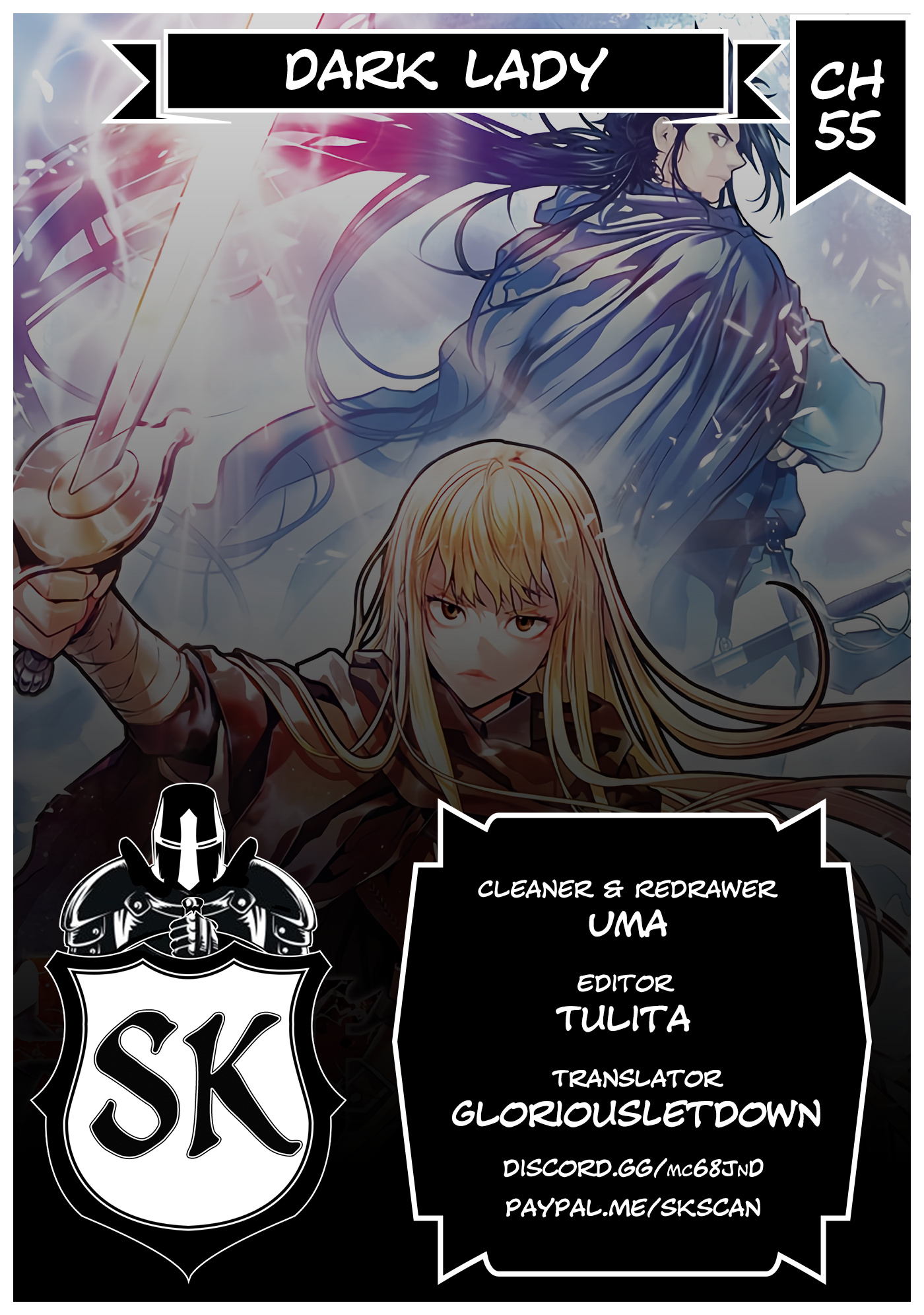 Manga MookHyang - Dark Lady - Chapter 55 Page 1